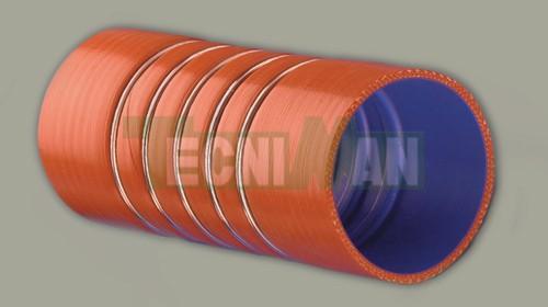 Turbocharge silicone hose